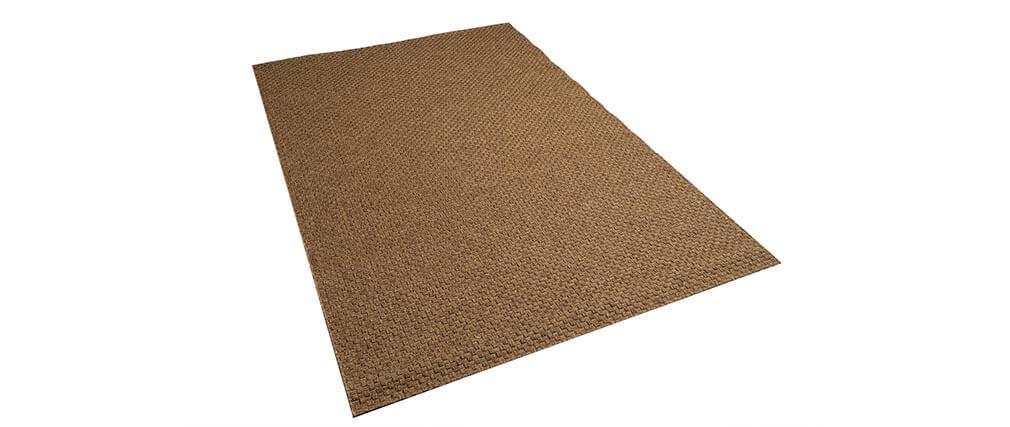 Teppich für den Außenbereich naturfarben 160 x 230cm ZAKAR