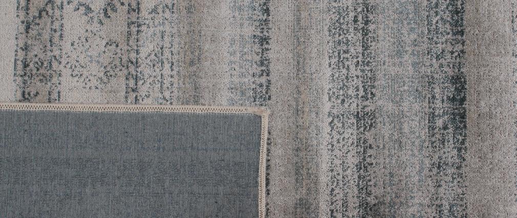 Teppich mit grafischen Motiven 160 x 230 cm BANDANA