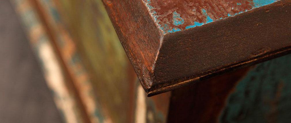 Truhe Holz recycelt ARCHIPEL