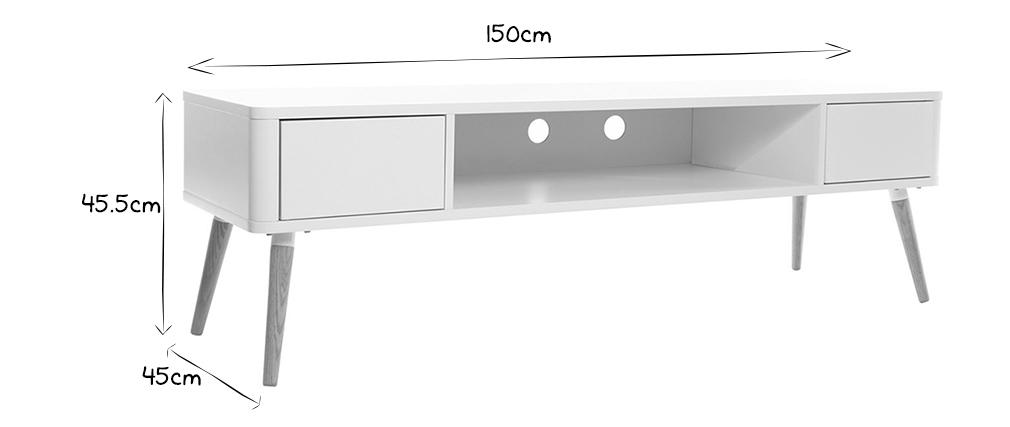 TV-Möbel skandinavisches Design TOTEM