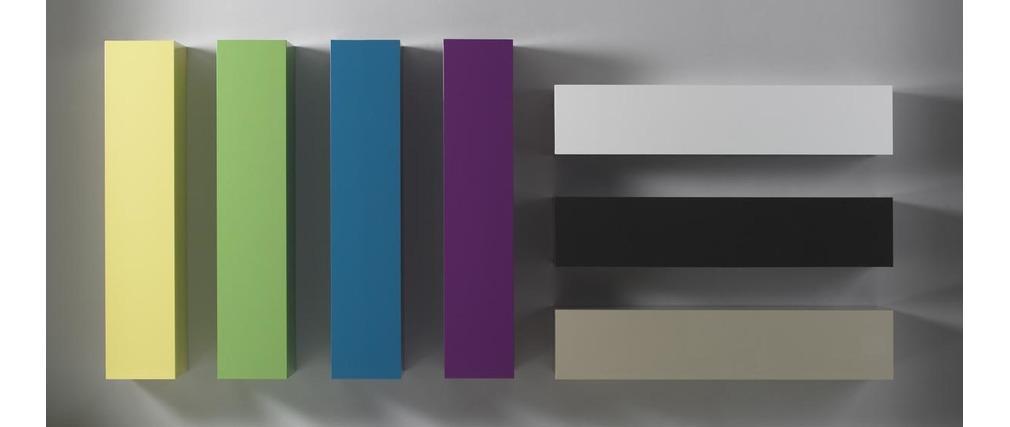 Wandelement TV COLORED horizontal oder vertikal lackiert Naturfarben